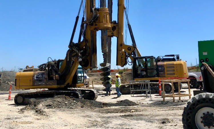 S&W Foundation Commercial Drilling
